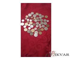 moneti raznih stran