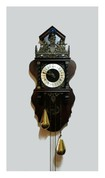 """Оригинальные Часы """"Large Wuba Warmink Zaanse Clock"""""""