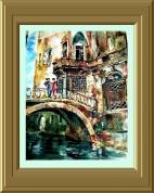 Венеция (акварель)