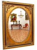 Зеркало овальное Вилла класса люкс