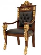 """Кресло """"Империя"""" цена по запросу."""