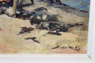 Картина Звейниекциемс Латвия
