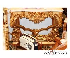 Большое зеркало в стиле Шинуазри 18 век