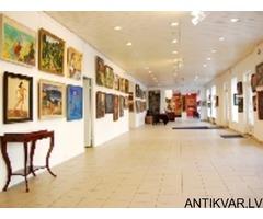 """""""Antonija"""" SIA """"Klasiskās mākslas galerija"""""""