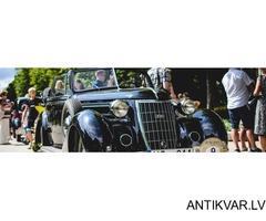 Latvijas Antīko automobiļu klubs