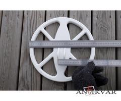 Metālu detektoru antenas
