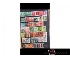 целая колексыя марок разных стран все фото непомещяютса пишите отправлю фото