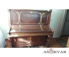 Klavieres  I.Tresselt. 19.gs ražotas