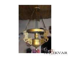 Лампа подвесная в стиле арт-нува