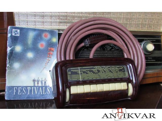 """Радиоприемник """"Festivals"""". - 4/5"""