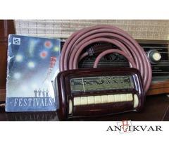 """Радиоприемник """"Festivals"""". - Attēls 4/5"""