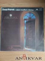 "Vinila plate - Deep Purple  ""The House Of Blue Light"" (1986)"