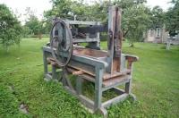 Senlaicīgs veļas rullis