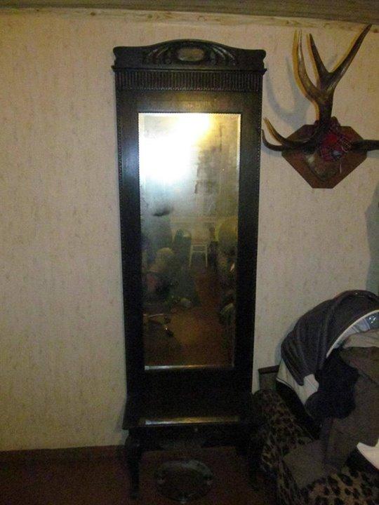 Jugenstila spogulis