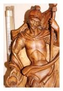 Статуэтка настенная из дерева