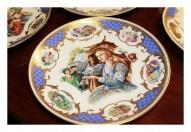 Коллекция тарелок настенных Limoges Сказки.