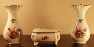 Фарфоровый комплект Винтаж