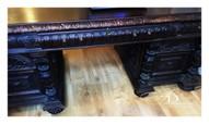 Кабинетная мебель (шкаф+стол)