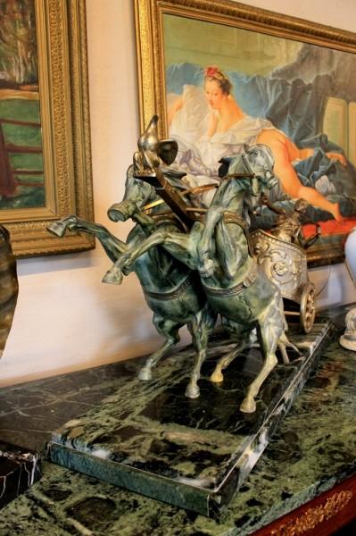 "Статуя ""Колесница Гелиоса"" - 1/9"