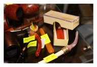 Коллекция курительных трубок