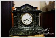 Каминные Мраморные часы