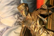 "Статуя ""Колесница Гелиоса"""