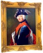 Портрет правителя Фридрих 2 Прусский