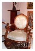 Комплект для гостиной софа + 4 кресла + столик