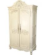 Шкаф кабинетный белый