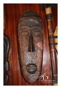 Настенная маска, Африка