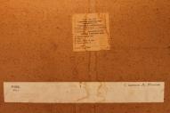 """Картина """" Рожь"""" И.Шишкин, Литография"""