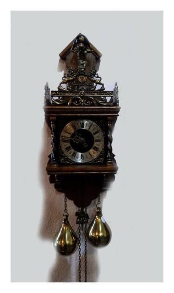 """Настенные Часы """"WUBA Vintage Antique Zaanse Clock"""" - 3/3"""