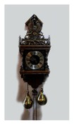 "Настенные Часы ""WUBA Vintage Antique Zaanse Clock"""