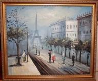 "Картина"" Улица Парижа"""