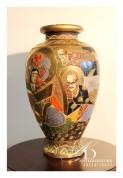 Большая японская ваза