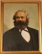 Картина Карл Маркс