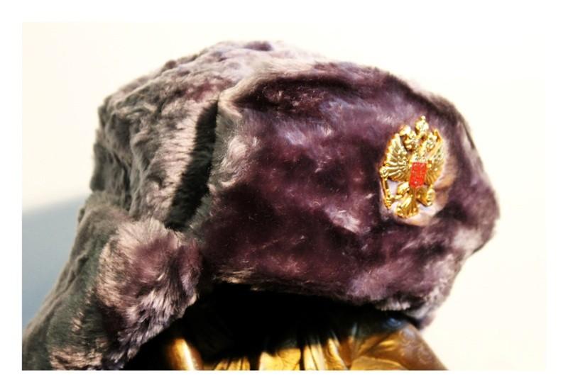 Офицерская шапка ушанка - 5/5