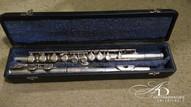 Флейта посеребренная