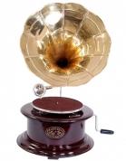 Граммофон Clockwork