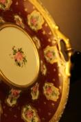 """Фарфоровая тарелка фирмы """"Sèvres"""""""