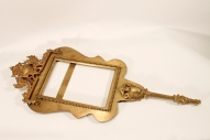 Зеркало бронзовое Ампир