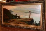 Картина на хосте