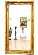Зеркало Петербург в золоченой раме