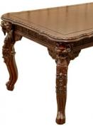 Королевский стол из красного дерева цена по запросу.